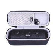 LTGEM EVA sert çanta için Anker Soundcore hareket + Bluetooth hoparlör ile yüksek çözünürlüklü 30W ses