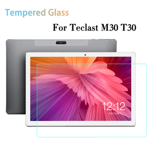 Tempered Glass Screen Protector for Teclast M30 T30 10.1'' Screen Protector film For TeclasT30 10.1 inch(China)