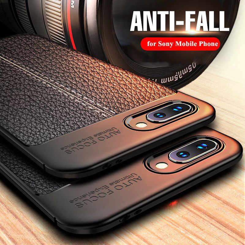 Untuk Samsung GALAXY Catatan 10 Pro 9 8 S10 S9 S8 Plus S6 S7 Edge S10e Kasus Pola Kulit Shock proof Lembut Silicone Case Cover