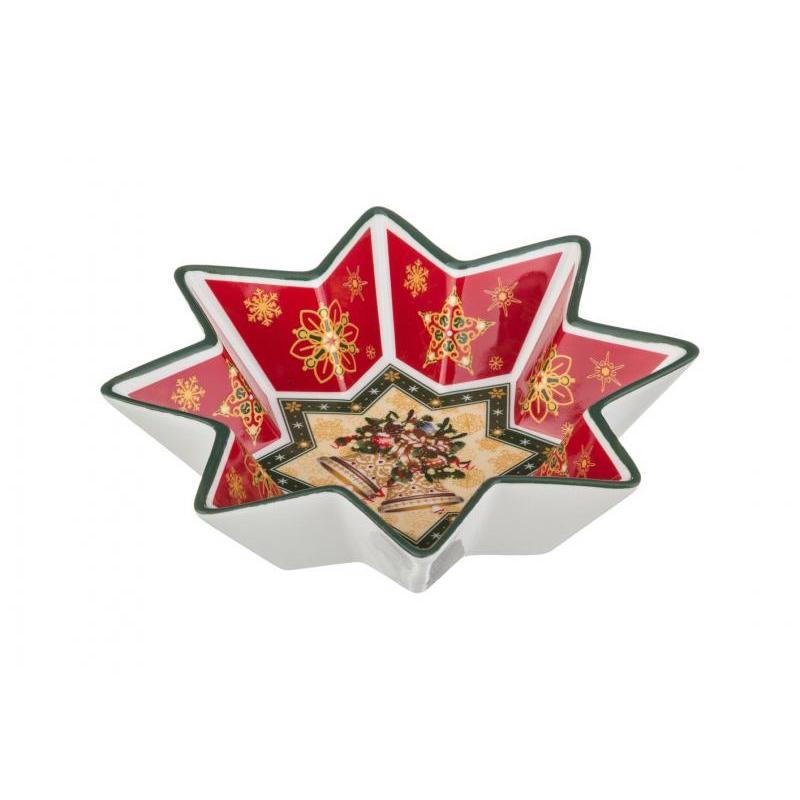 Салатник Lefard, Christmas Collection, 26 см цены онлайн
