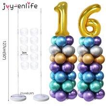 Колонна подставка для воздушных шаров набор из 2 предметов стенд