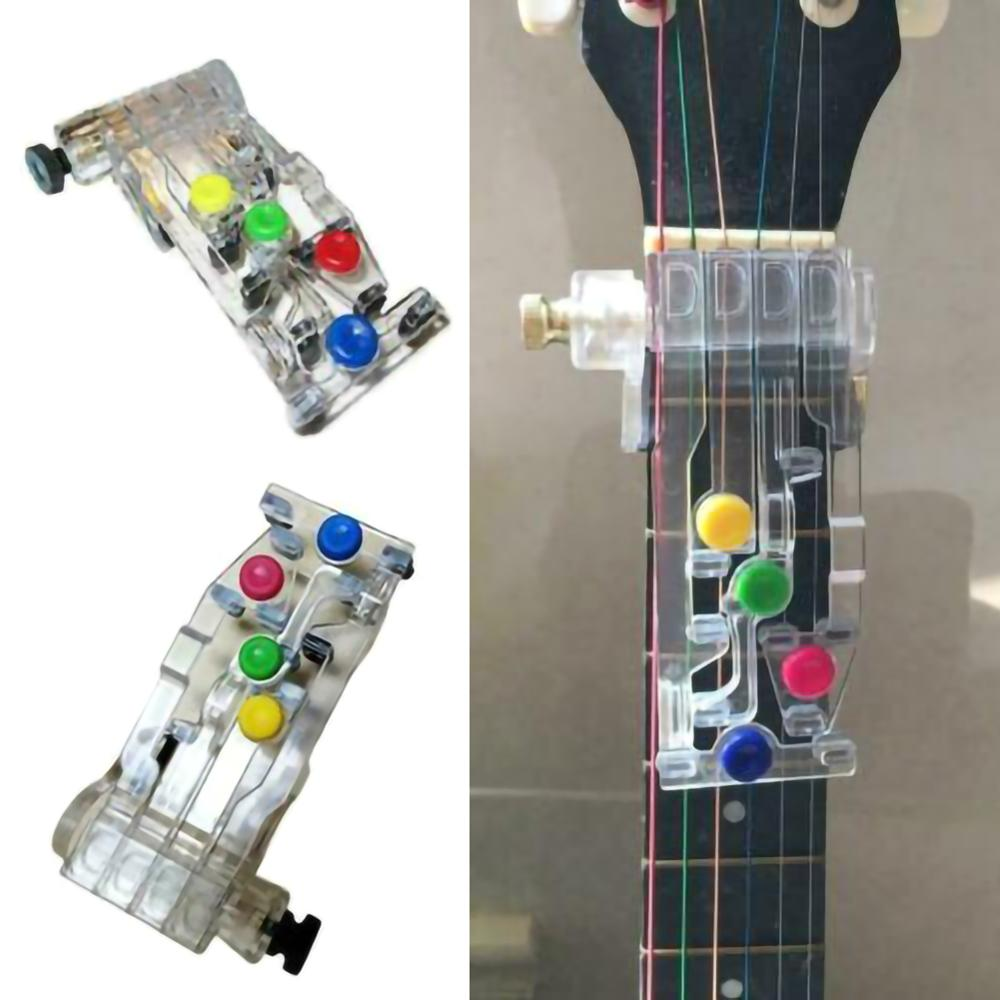 Classical Guitar Teaching Aid Guitar Learning System Study Practice Aid Chord Buddy Lesson Play Learning Guitar Aids Tools