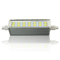 2pcs R7S 10W 42 SMD5050 118mm Light Bulbs Floodlight Warm White Super Deal! Inventory Clearance