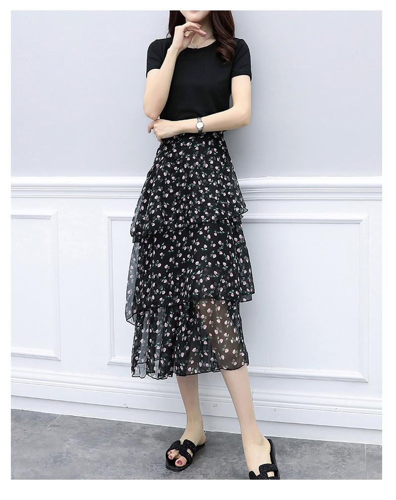 Robe élégante et à la mode pour femme Xiao Xiangfeng