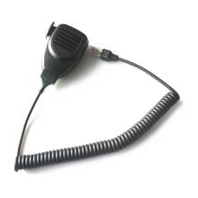 10 pc 6 פינים מיקרופון מיקרופון רמקול KMC 30 עבור Kenwood נייד רדיו TM 261A TM271A TM461A TM 471A TK 630 TK 730 TK 760 TK 768G