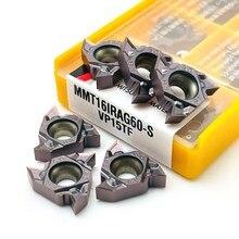 MMT16ER 16IR AG60-S VP15TF UE6020 US735 Hohe-qualität gewinde werkzeuge 16 er hartmetall-schneidwerkzeuge MMT 16 ER AG60-S gewinde werkzeuge