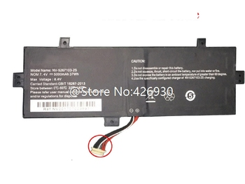 Laptop Battery For UMAX For VisionBook 14Wa 7.4V 5000mAh 37Wh New
