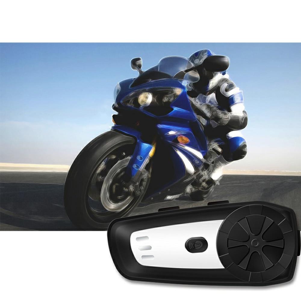 Helmet Bluetooth Headset Motorcycle 600mAh Multi-functional Stereo Headphones For Two Way Raido Easy Rider Series