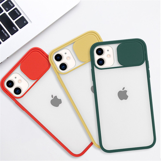 Camera Lens Protective Case For iPhone 11 Pro MAX SE 2020 Soft TPU Cover For iPhone 8 7 6 6S Plus X XS XR 12 Mini Pro Max Cases 6