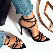 Kadın balo Latin dans ayakkabıları siyah Salsa yüksek topuklu ayakkabı kırmızı Samba Tango Kizomba dans ayakkabıları yumuşak taban ayakkabı boyutu 43