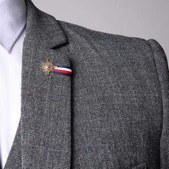 TIAN QIONG Brand Fashion Men 's Slim Fit Business Suit   5