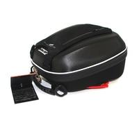 Tank bags fits Kawasaki Versys 650 2010 2020 mobile navigation bag send Waterproof bag and Flange fitting