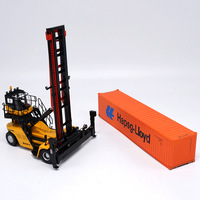 1: 50 Scale Alloy metal SANY Container stacker Front crane diecast alloy engineering vehicle model toys collection children gift