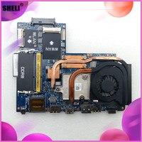 SHELI CN-0K1PWV 0K1PWV K1PWV Dell M11X R1 마더 SU7300 LA-5811P
