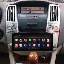 цена на 10.2' Big Screen Android 8.1 Radio Car GPS Navigation Head Unit For LEXUS RX-300, 330, 350, 400h 2003+ FOR TOYOTA Harrier 2003+