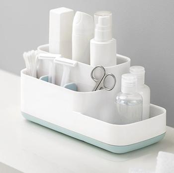 Stół do mycia toalet przechowywanie kosmetyków stojak do przechowywania emulsji wody w gospodarstwie domowym produkty do pielęgnacji skóry pulpit do sortowania przechowywania tanie i dobre opinie CN (pochodzenie)