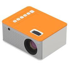 Домашний кинотеатр светодиодный мини проектор 480x320 пикселей