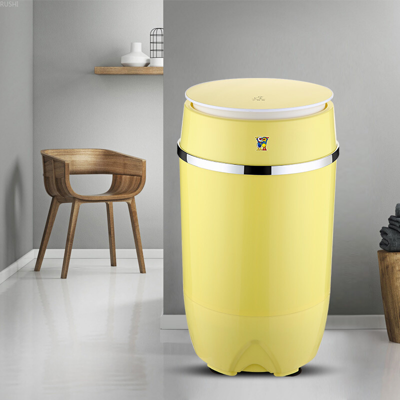 220V/50HZ 3.5kg Semi-automatic Single Cylinder Mini Washing Machine  Washer Machine  Portable Washing Machine