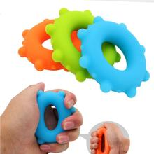 HobbyLane Silica Gel Portable Hand Grip Gripping Ring Carpal Expander Finger Trainer Strength Rehabilitation Pow Ball
