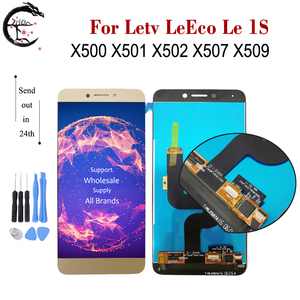"""5.5"""" LCD For Letv LeEco Le 1S Display X500 X501 X502 X507 X509 LCD Screen Touch Sensor Digitizer Assembly 1S Display Replacement(China)"""