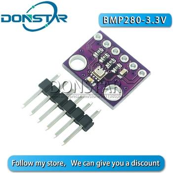 BME280-3.3 BME280 BMP280 с Одиночная игла 1 * 6Pin 3,3 V цифровой модуль Температура барометрическое давление Давление Сенсор модуль для Arduino