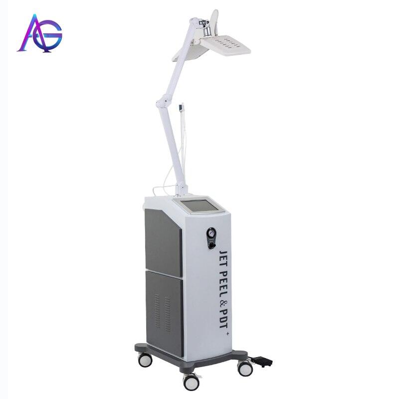 Popular 5 In 1 Skin Cleaning Oxygen Jet Water Machine For Skin Tighten