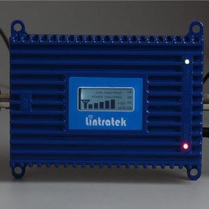 Image 5 - 4G LTE handy signal Repeater 2600MHz Signal Booster 70dBi Gain 2600 4G Lit Handy Signal verstärker mit lcd display