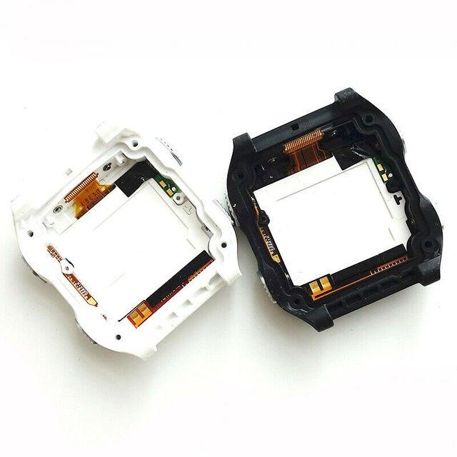 Yqwsyxl coque arrière dorigine pour Garmin Forerunner 920XT GPS montre avant couvercle de boîtier avec remplacement de réparation décran LCD