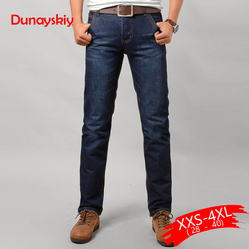 Brand Mens Jeans 2020 Fashion Casual Male Denim Pants Skinny Trousers Cotton Classic Straight Jeans High Quality Spring Wear