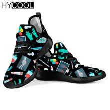 Flats Sneakers Sports-Shoes Foowear Doctor/hospital-Equipment Comfort Women New HYCOOL