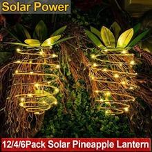 Solar Garden Light Pineapple…