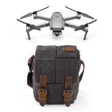 DJI Mavic hava için 2 Mavic Pro taşınabilir taşıma omuz sırt çantası omuzdan askili çanta depolama taşıma çantası DJI Spark Mavic için Mini