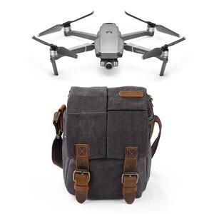 Image 1 - For DJI Mavic Air 2 Case Mavic Pro Portable Carry Shoulder Backpack Shoulder Bag Storage Carrying Bag For DJI Spark Mavic Mini