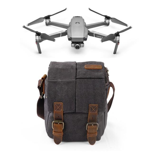 For DJI Mavic Air 2 Case Mavic Pro Portable Carry Shoulder Backpack Shoulder Bag Storage Carrying Bag For DJI Spark Mavic Mini