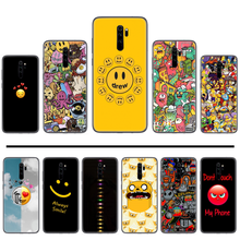 Justin Bieber Luxury Drew House Phone Case Cover For Xiaomi Mi A1 A2 5 6 6PLUS 8 9 SE Lite MIX 2 2S MAX 2 3 Pocophone F1(China)