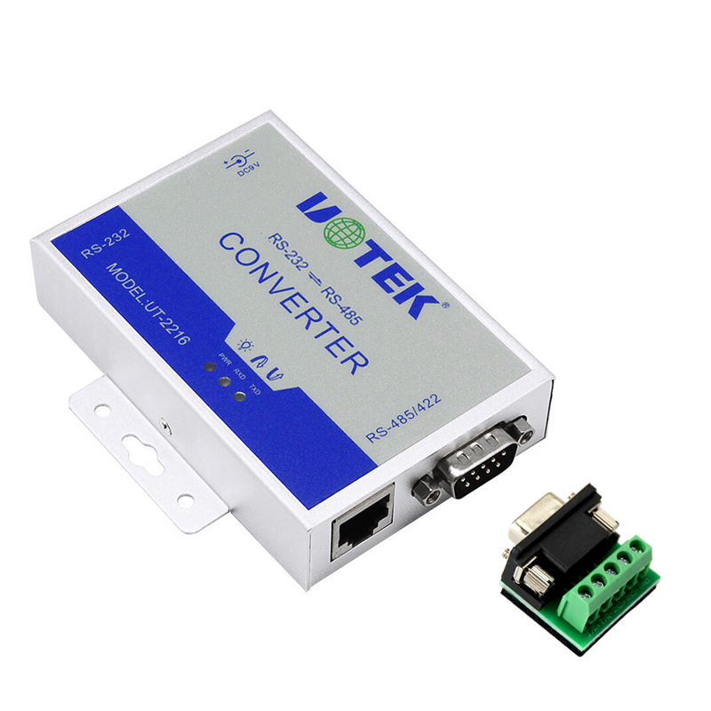 Industrial Grade RS232 To RS485 Converter 9 Pin Conversion Module