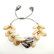 Fashion Boho bracelet nature PUKA Shell bracelet Fashion man holiday gifts for women Tibetan jewelry(China)