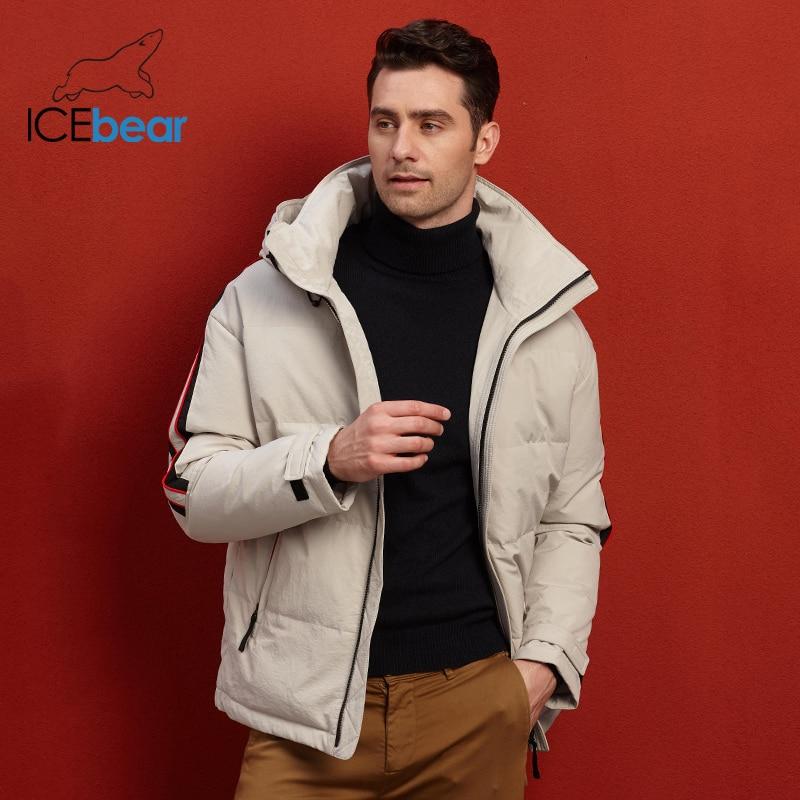 2019 nouveau hiver hommes doudoune haute qualité mâle manteau élégant homme vêtements marque hommes Parkas MWY19952 - 2