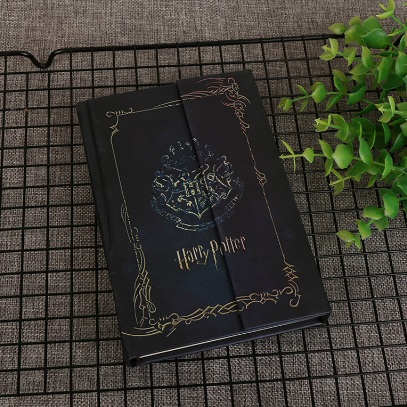 2020 Magic Book Grimoire Planner Magicbook Vintage Notebook Calendar School Stationery Students Present
