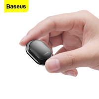 Baseus 4PCS Cable Organizer USB Cable Winder Management Protector Cable Clip Suction Sup Wall Hooks Hanger Car Sticker Holder