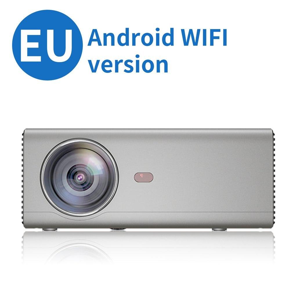 Rd825 projecteur à LED portable du projecteur prend en charge le téléphone portable Hd 1080P même écran et la Version intelligente de la fonction domestique Wifi