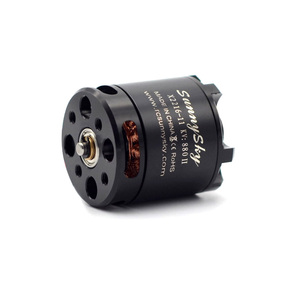 Image 5 - SUNNYSKY Motor sin escobillas X2216 KV880 KV1100 KV1250 KV2400 Outrunner para avión cuadricóptero 3D multirotor