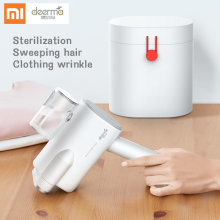Xiaomi ironing machine Delmar handheld steam iron electric folding portable household steam iron mini ironing machine 5 1pc 220v electric clothes steamer steam iron household steam wireless handheld mini iron vertical ironing machine
