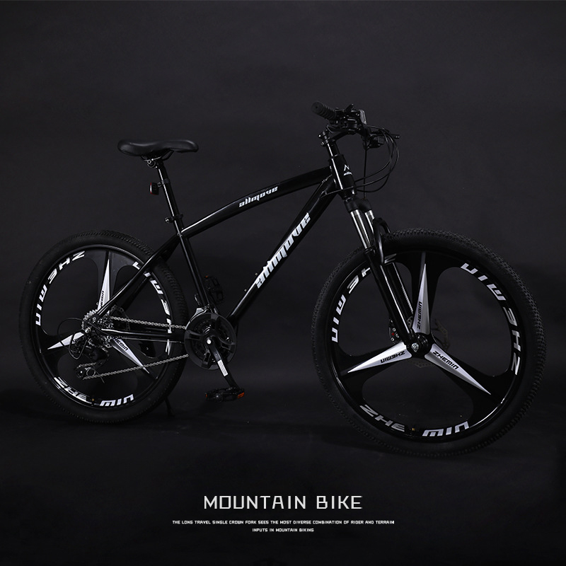 Mountain Bike 21/<font><b>24</b></font>/27/30 speed cross country bicycle student <font><b>bmx</b></font> Road Racing Speed Bike image