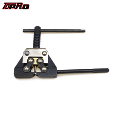 TDPRO 415-530 Universal Motorcycle Chain Breaker Splitter Link Removal Riveting Tools ATV Heavy Duty Rivet Cutter Repair Tool