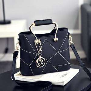 Image 1 - SDRUIAO Messenger Bag for Women 2020 Ladies PU Leather Handbags Luxury Quality Female Shoulder Bags Famous Women Designer Bags