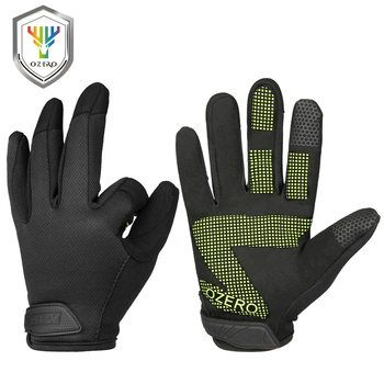 OZERO Mechanical Work Gloves with Touch Screen Working Welding Safety Protective Garden Sport for 9041 - discount item  53% OFF Workplace Safety Supplies