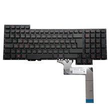 Сменные клавиатуры ovy be для asus rog g751 g751jm g751jt g751jl