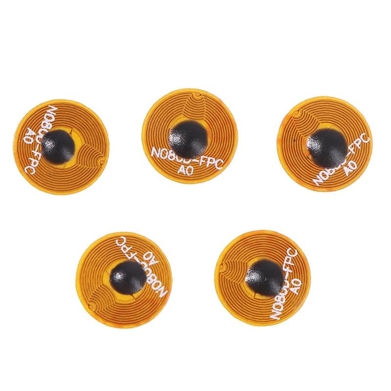 5 шт. Ntag213 13,56 МГц FPC-тег для всех Nfc-телефонов/NTAG 213 микро-чип 8 мм оптовая продажа