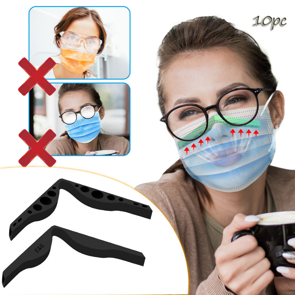 nastavek proti rosenju očal zaradi maske